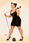 Kathryn McCreary 50s pin up girl 04