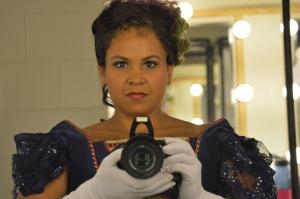 Kathryn McCreary as Carlotta 08 self portrait